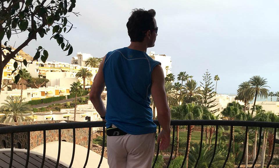Trøblete løpetur på Gran Canaria / Løping / Løpetrening