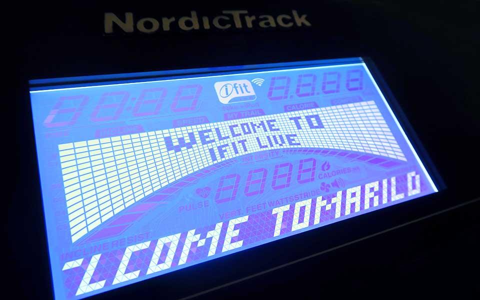 Progressiv langtur på mølla / Løping / Løpetrening