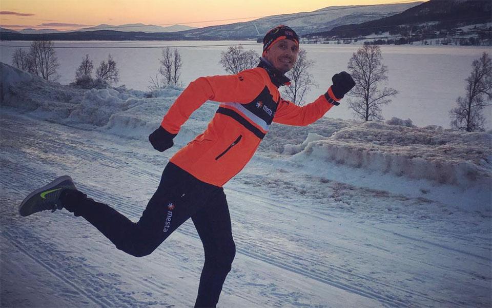 Årets første løpetur utendørs / Løping / Løpetrening