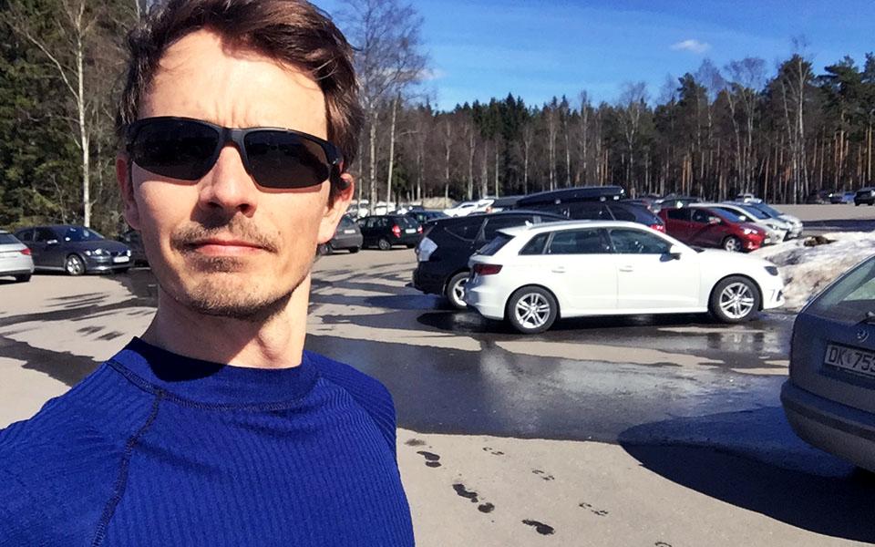 Restitusjon rundt Sognsvann / Løping / Løpetrening