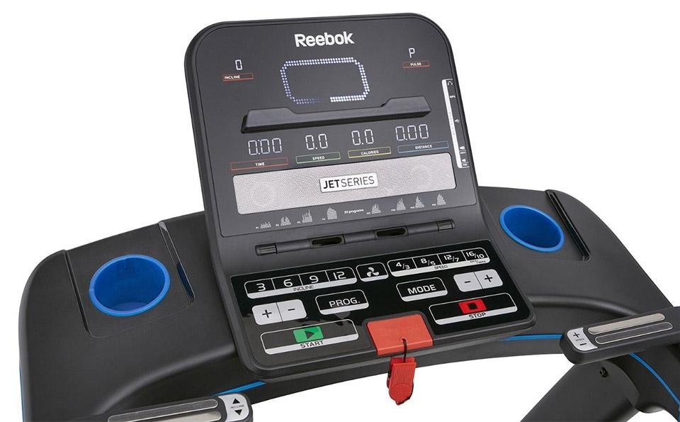 Kjøpe tredemølle / Løpe på tredemølle / Løping / Løpetrening / Run for it / Reebok Jet 300
